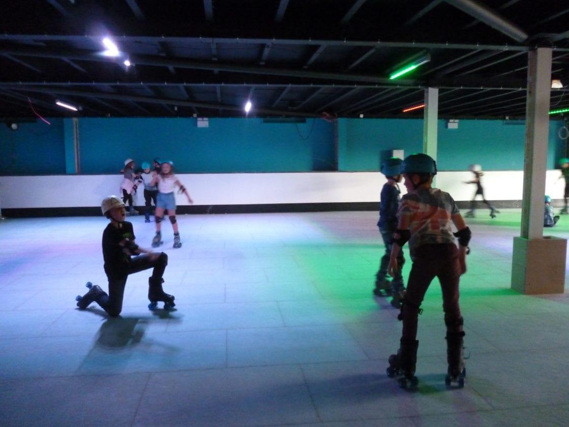 Roller skating rink durham - Planet Leisure 2016